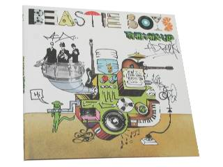 Beastie Boys The Mix-Up Signed Album LP
