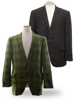 Mens Vintage Jackets At Rustyzipper Com Vintage Clothing