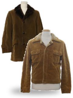 Corduroy Jackets & Coats