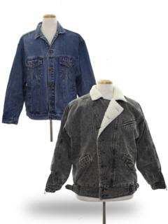 80s 90s Denim Jackets