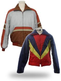 Mens 1980 S Jackets At Rustyzipper Com Vintage Clothing