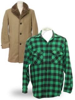 Wool Jackets