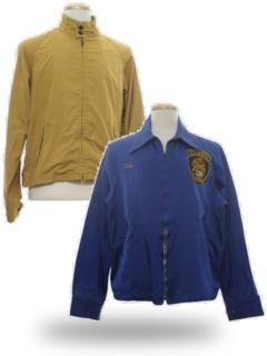 Mens Vintage Jackets At Rustyzipper Com Vintage Clothing