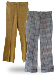 Mens Vintage Pants At Rustyzipper Com Vintage Clothing