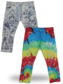 Tie Dyed Pants