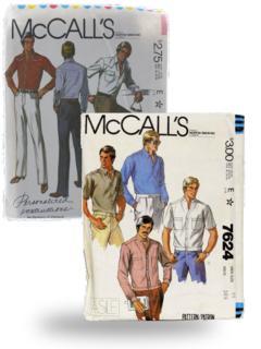 McCalls Patterns