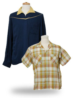 Men S 1950s Clothing Accessories At Rustyzipper Com Vintage Clothing