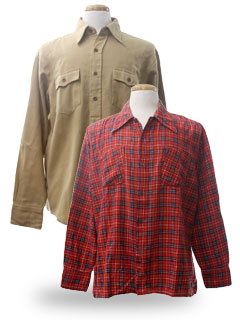 Rustyzipper Com Mens 1970s Shirts Shop Over 2 000 Men