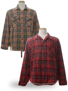 Mens 1980 S Shirts At Rustyzipper Com Vintage Clothing