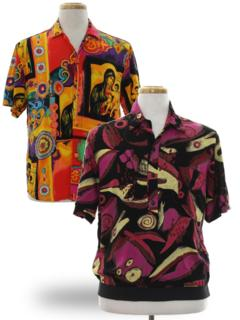 Graphic Print Shirts