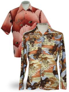 Disco Hawaiian Shirts
