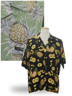 Pineapple Hawaiian Shirts