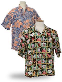 Reyn Spooner Hawaiian Shirts