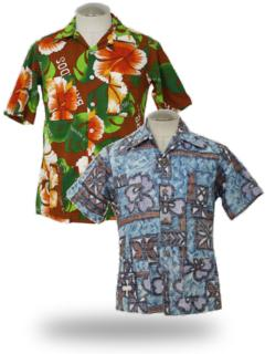 Safari Hawaiian Shirts