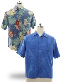 Silk Hawaiian Shirts