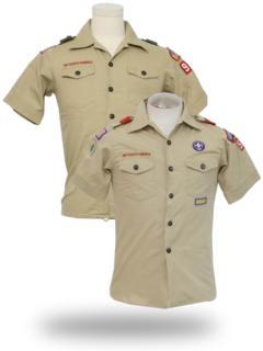 Scouting Shirts