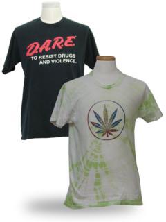 Drug T-Shirts