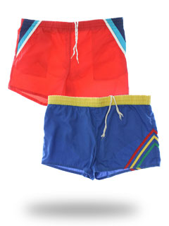 Mens Vintage Shorts At Rustyzipper Com Vintage Clothing