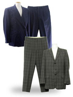 Mens Vintage Suits at RustyZipper.Com Vintage Clothing