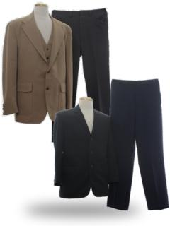Gabardine Suits