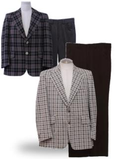 Houndstooth Suits