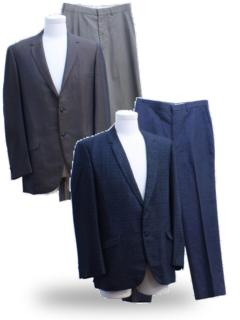 Narrow Lapel Suits