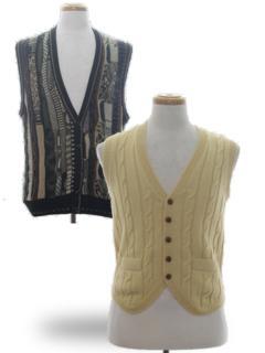 Sweater Vests