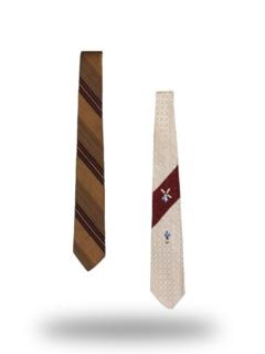 Acetate Neckties