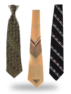 Diagonal Neckties