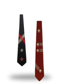 Geometric Neckties
