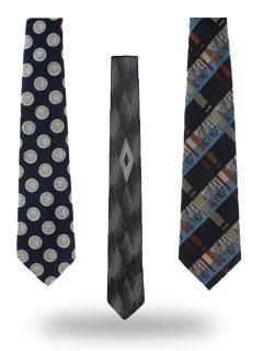 Jacquard Neckties