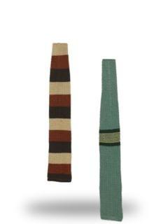 Knit Neckties
