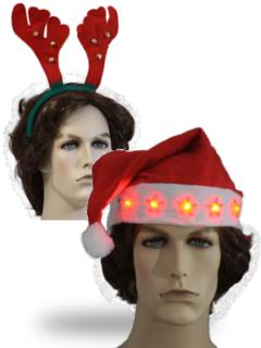 Ugly Christmas Hats