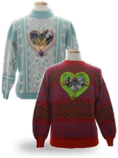Ugly Catmus Cat Christmas Sweaters