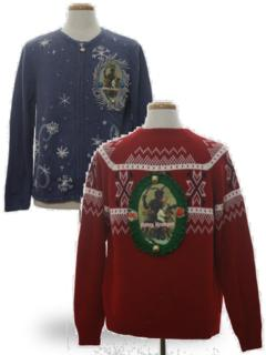 Ugly Christmas Sweaters (Krampus)
