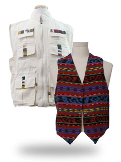Hippie Vests