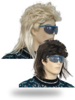 Mullet Wigs