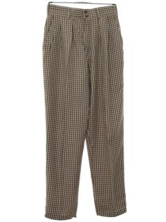 Mens 1980 S Pants At Rustyzipper Com Vintage Clothing