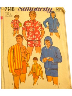 Swimwear Patterns