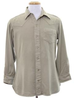 Gabardine Shirts