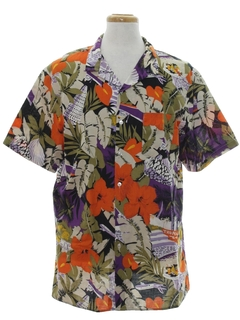 Broadcloth Hawaiian Shirts