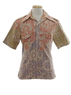 Safari Hawaiian Shirts