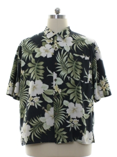 Silk Hawaiian Shirts