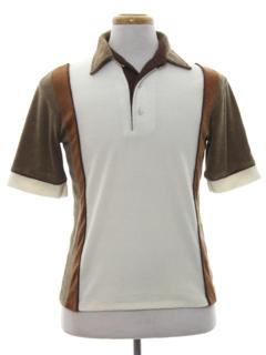 Terry Cloth Shirts