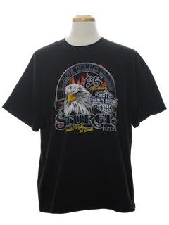 Time Mens vintage t shirt
