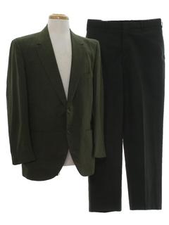 Medium Lapel Suits