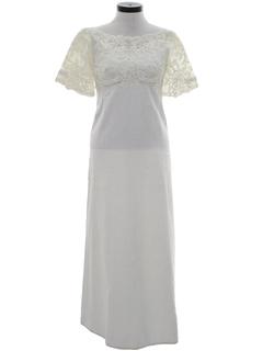 60ies Wedding Dress.Vintage 1960 S Dresses At Rustyzipper Com Vintage Clothing