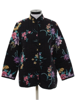 Asian Style or Cheongsam Jackets