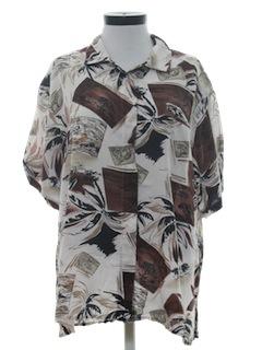 Broadcloth Hawaiian Shirts