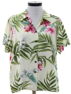 Coconut Button Hawaiian Shirts